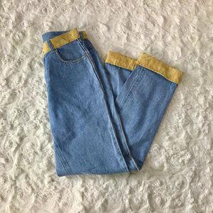 Vintage Newport News Jeanology Rhinestone Jeans 6